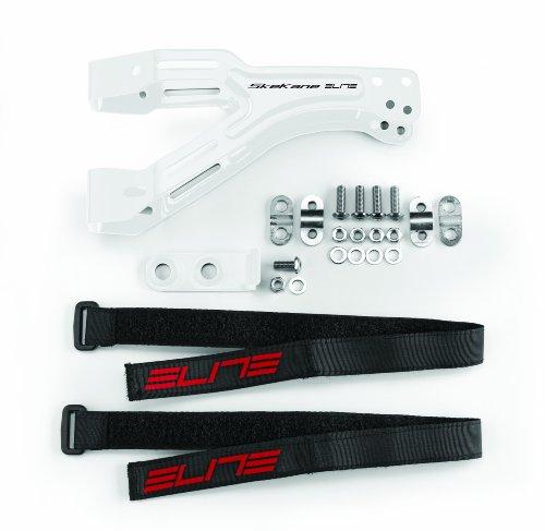 Elite Skekane Saddle Rail Kit White, One Size