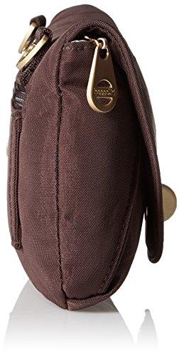 bcf02abdd กระเป๋าสะพายข้าง Baggallini Gold International Seville Mini Java ...