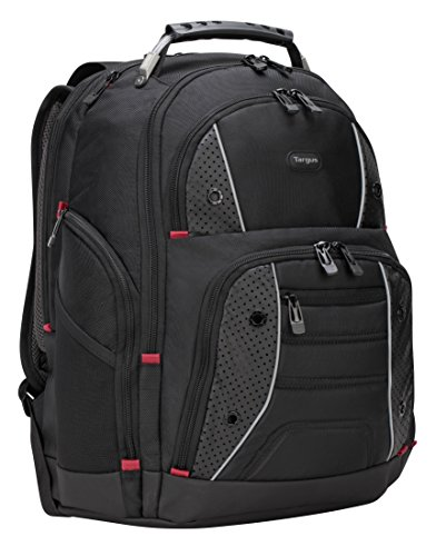 Drifter II Backpack for 16-Inch Laptop, Black/Perforated