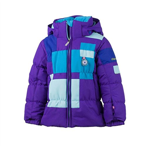 Obermeyer 51020 Girls Kitt Jacket, Iris Purple-5 by Obermeyer