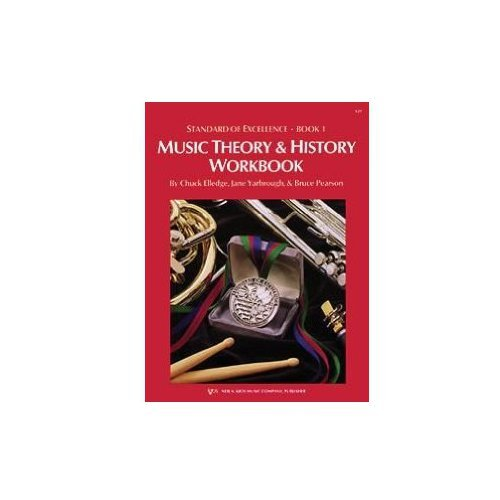 - L21 - Standard of Excellence Book 1 Theory & History Workbook