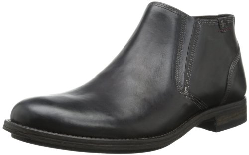 7 For All Mankind Mens Tag Boot Black
