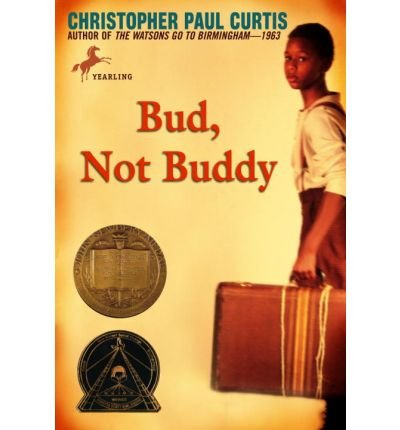 Not Buddy - [ Bud, Not Buddy Curtis, Christopher Paul ( Author ) ] { Hardcover } 2002
