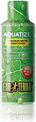 Exo TerraTratamiento Químico del Agua Aquatize-120ml