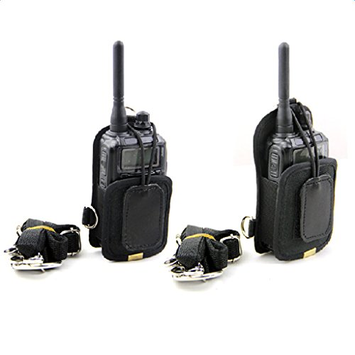 Sharplace Sharplace Sharplace 3X Housse de Protection Talkie-Walkie Radio Bi-Directionnnelle Étui Poche Portable d930cc