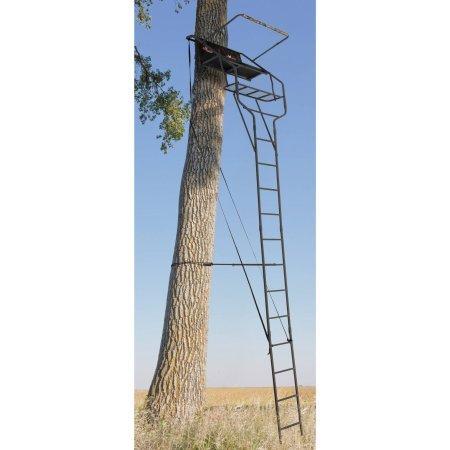 Big Game Envoy 2-Man Ladderstand Made of All-Steel Constr...
