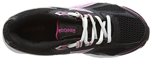 ReebokPheehan Run - Zapatillas de running mujer Negro  (Syn Black / Cosmic Berry / White / Pure Silver)