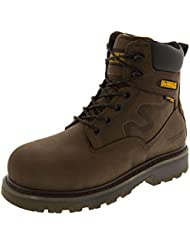 DEWALT Mens Tungsten Aluminum Toe Work Boot, Full 3/4 Suede Gusset, Style No. DXWP10012
