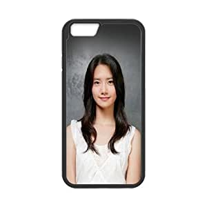 iPhone 6 4.7 Inch Cell Phone Case Black hc02 snsd yuna kpop star GY9037083