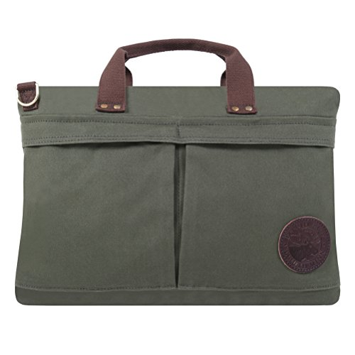 Duluth Pack City Portfolio (Olive Drab) by Duluth Pack