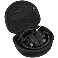Khanka Hard Headphone Case Travel Bag for Audio-Technica ATH M50 M40X M50X M30x M50xMG Professional Studio Monitor Headphones Headset headphone