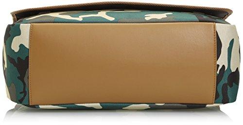 Puma Grade Burnt Camo Messenger Puma Olive Bag Grade Green Eq6AwYx5w