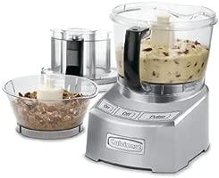 Cuisinart FP12DCSE Procesador de alimentos, 1200W, acero inoxidable, plateado