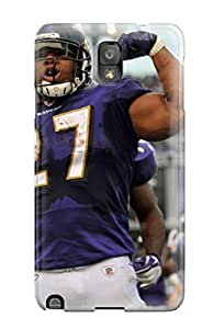 Galaxy Case - Tpu Case Protective For Galaxy Note 3- Ray Rice