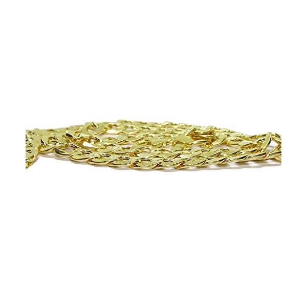 Cadena muy grande para hombre de oro amarillo de 18k tipo barbada 6 caras plana de 1.00cm de ancha y 60cm de larga con… Cadena muy grande para hombre de oro amarillo de 18k tipo barbada 6 caras plana de 1.00cm de ancha y 60cm de larga con… Cadena muy grande para hombre de oro amarillo de 18k tipo barbada 6 caras plana de 1.00cm de ancha y 60cm de larga con…