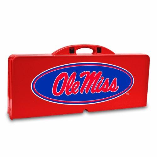 - NCAA Ole Miss Rebels Portable Picnic Table