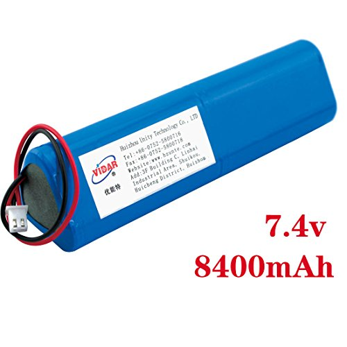 rotection circuit 18650 lithium battery combination (8400 Belt)