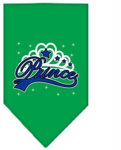I'm a Prince Screen Print Bandana Emerald Green Large Case Pack 24 I'm a Prin... by DSD