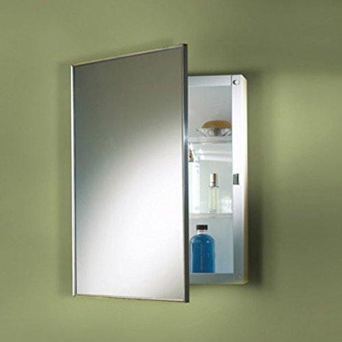 Jensen Medicine Cabinet Styleline 16W x 22H in. Surface Mount Medicine Cabinet 452SM
