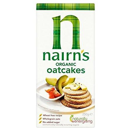 Orgánicos avena pasteles 250g de Nairn: Amazon.es: Hogar
