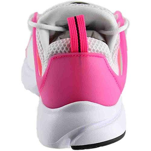 Nike - Presto Gs Jeunes Enfants Chaussure De Course Blanc / Noir-hyper Rose