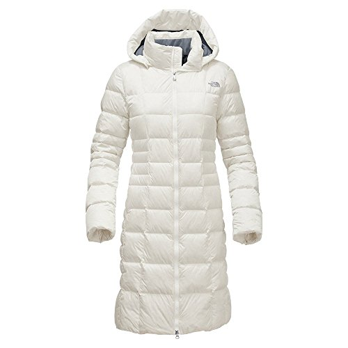 The North Face Women's Metropolis Parka II - Vintage White - (Nylon Vintage Coat)