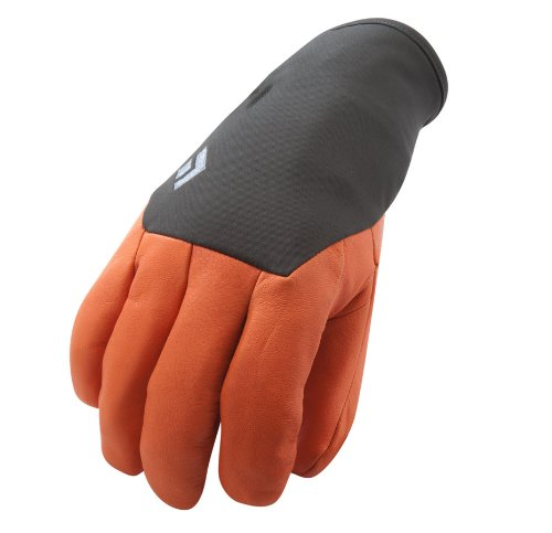 Black Diamond Rambla Glove Flame Orange (Orange Xcr Gloves)
