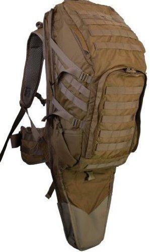 Eberlestock X3 LoDrag Pack. Coyote Brown., Outdoor Stuffs
