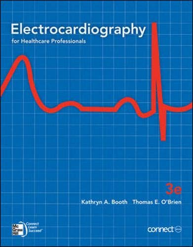 Electrocardiography for Health Care Professionals