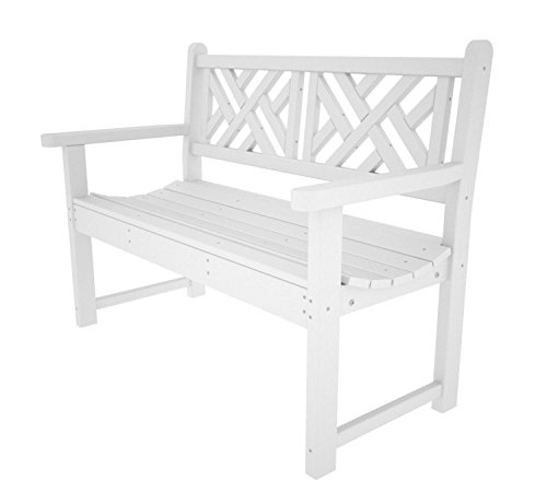Chippendale Garden Bench - 48