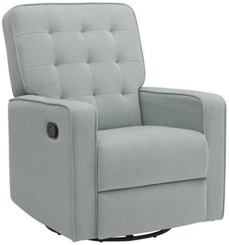 Delta Home W4528110C Grant Recliner Featuring LiveSmart Fabric by Culp