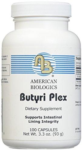 American Biologics Butyri Plex, 100 Count