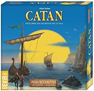 NAVEGANTES DE CATAN: Amazon.es: Juguetes y juegos
