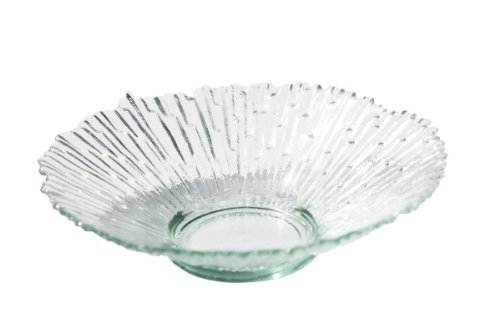 (Biedermann Recycled Glass Bowls, 11-3/4-Inch Diameter, Set of 5)
