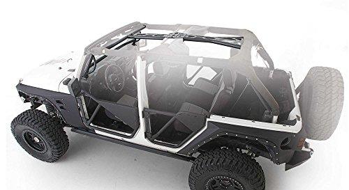 u-Box Roll Cage Kit for 11-17 Jeep Wrangler JK (2 Door)