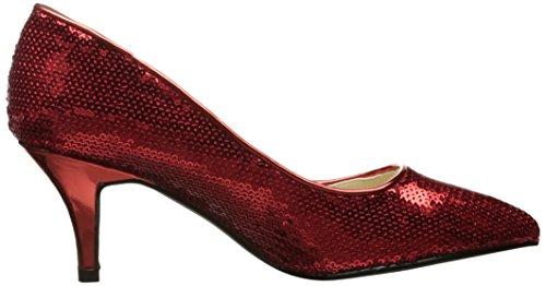 Annie Shoes Womens Define W Dress Pump Red dxRemJGrM