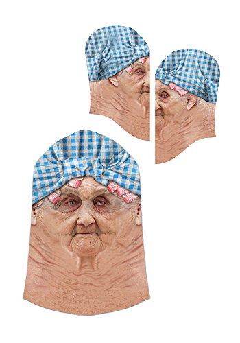 Old Lady Mask - 2