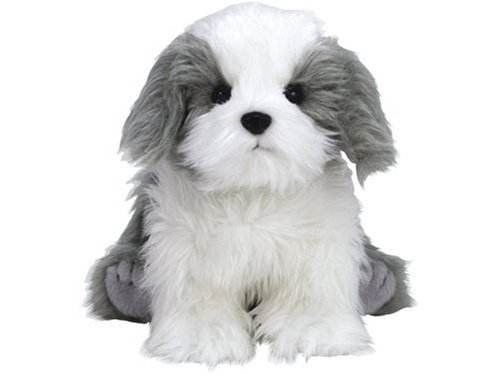 Ty Beanie Babies Furston  Dog