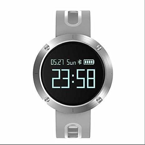 Pulsera Deporte SmartWatch, actividad Tracker, contador de calorías, llamada SMS WhatsApp reloj inteligente