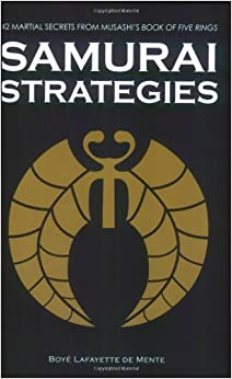 Book Samurai Strategies: 42 Martial Secrets from Musashi's Book of Five Rings