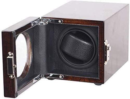 (:A色)、色名:ボックスウォッチワインダーワインディングボックスを巻きギフトウォッチワインダーウォッチワインダーボックス機械式時計ウォッチ自動A (Color : A)