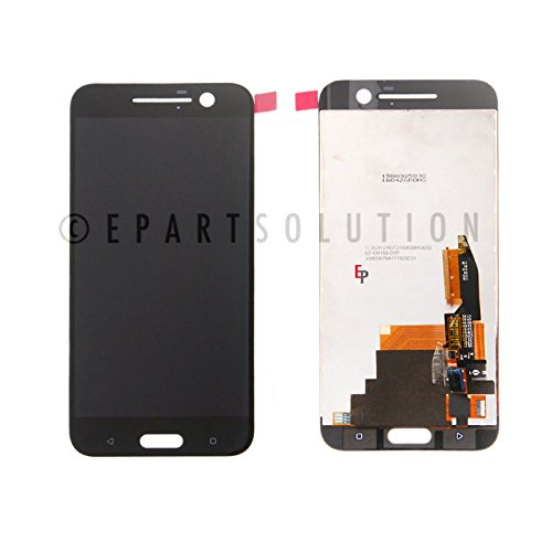 ePartSolution_LCD Display Touch Screen Digitizer Glass Lens Assembly for HTC One 10 M10 M10H 2PS6400 Replacement Part -