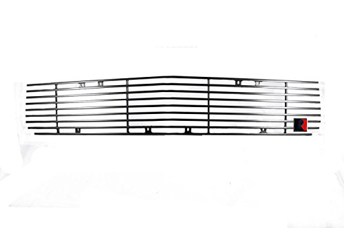 2005-2009 Mustang GT Black Horizontal Bar Grille with R Badge ROUSH 403184 2005 Ford Mustang Roush