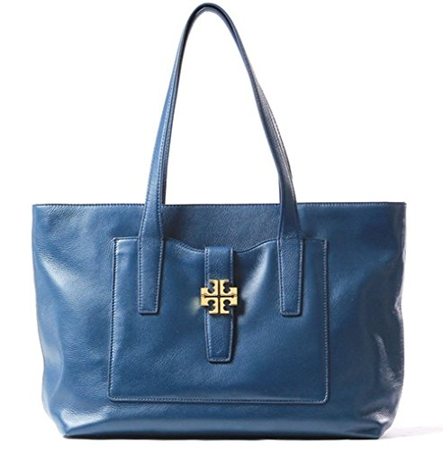 b59220b7133 Tory Burch Meyer Pebbled Leather Tote Style No. 18169689 (Hudson Bay) - Buy  Online in Oman.   tory burch Products in Oman - See Prices, Reviews and  Free ...