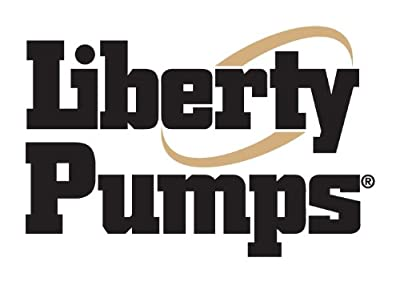 Liberty Pumps FL52A Mid Range Head Effluent Pump, 1/2 HP, 208-230-volt