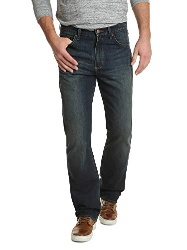 Wrangler Authentics Men's Premium Relaxed Fit Boot Cut Jean