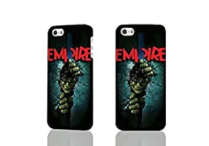 The Green Giant, The Hulk Fashion 3D Rough Case Skin, fashion design image custom , durable hard 3D case cover for iPhone 5 5S , Case New Design By Codystore