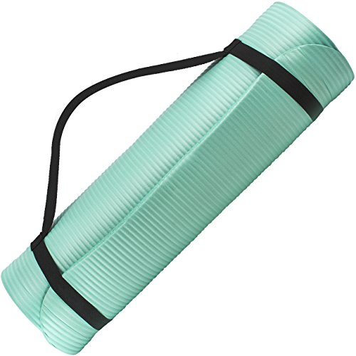 Sivan Health And Fitness Kids Exercise Yoga Mat With Carry