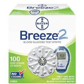 blood sugar monitor breeze - 7