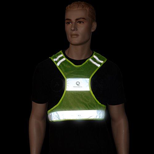 safeways-led-runner-vest-neon-yellow